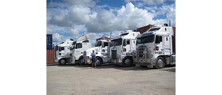DNV Transport Pty Ltd | Brisbane | Our Fleet