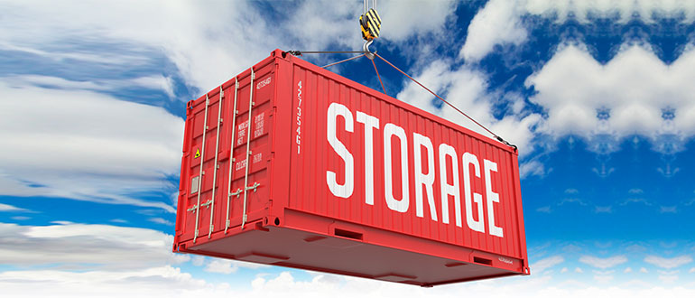 DNV Transport Pty Ltd | Brisbane | Container Storage