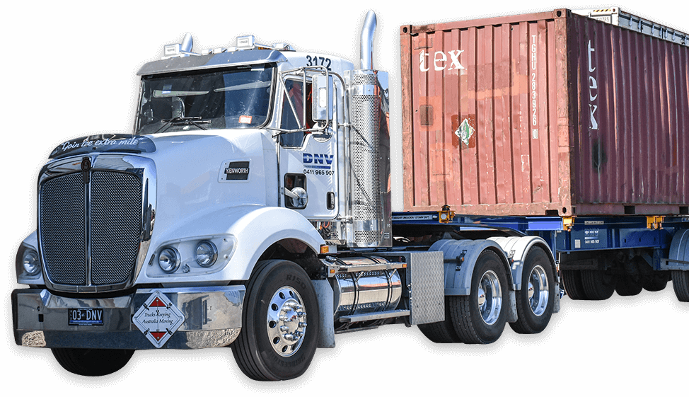 DNV Transport Pty Ltd | Brisbane | Welcome to<br />DNV Transport