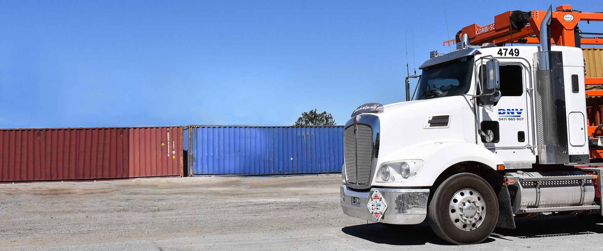 DNV Transport Pty Ltd | Brisbane | Specialists in  <br  />Containerised Coordination